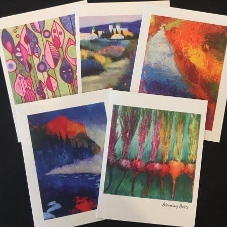 Multi pack Note Cards